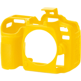 محافظ بدنه نیکون دی 7500 easyCover Silicone Protection Cover for Nikon D7500 (Yellow)